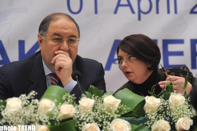 В Баку прошло заседание генеральной ассамблеи Международной федерации фехтования (фотосессия)