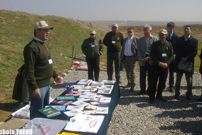 Для разминирования территорий Азербайджана требуется около одного миллиарда долларов - глава ANAMA (ФОТО)