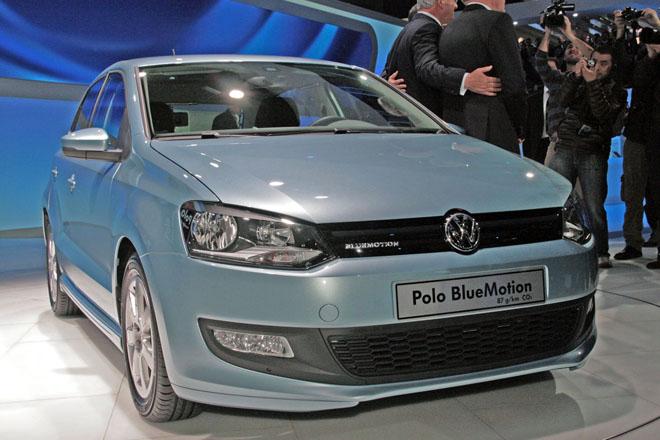 Назван лучший автомобиль 2010 года (фотосессия)