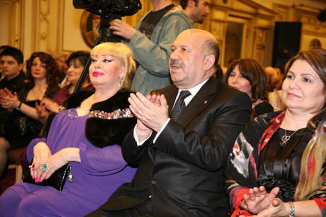 Состоялось открытие Центра культуры имени народной артистки Азербайджана Ильхамы Гулиевой (фотосессия)