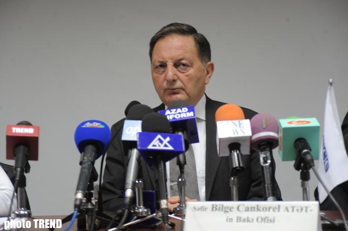Совет Европы, Евросоюз и ОБСЕ объявили планы по поддержке организации парламентских выборов в Азербайджане (ДОПОЛНЕНО)(ФОТО)