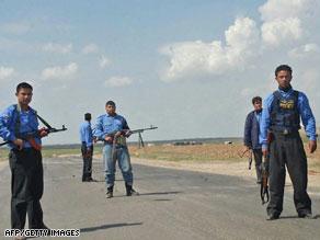 İraqda turistlərə qarşı terakt hazırlayan 7 İŞİD üzvü tutulub