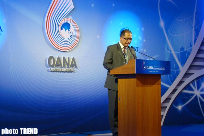 AMI TREND attends OANA Congress Summit in Seoul (PHOTO)