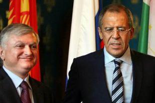 Lavrov Nalbandyanla görüşdü - Qarşıdurma xəttindəki vəziyyət barədə danışdılar