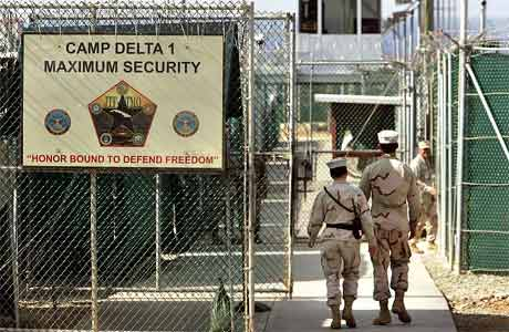 Trump Reportedly Plans To Sign Order To Keep Gitmo Open