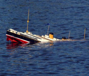 Three dead, 16 missing as Hungarian river boat capsizes on