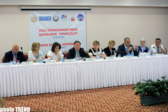 Azerbaijani MP: Women should be represented in government to strengthen their role in society (PHOTO)