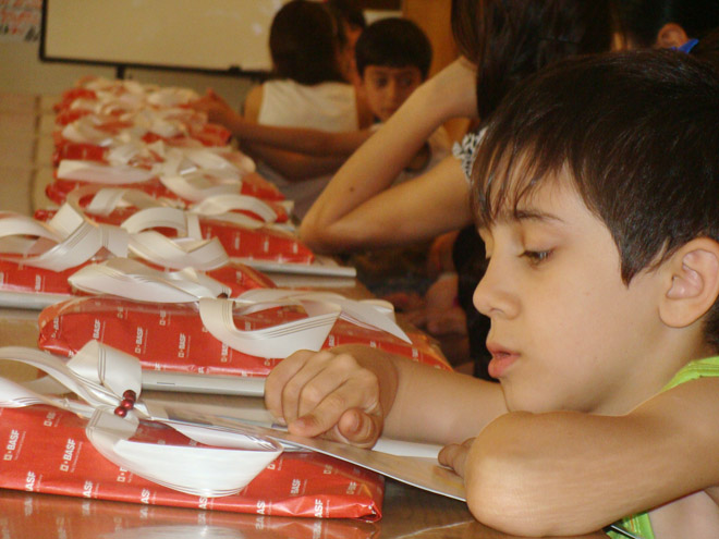 BASF holds educational activity on series of ecological issues for children in Azerbaijan (PHOTO)