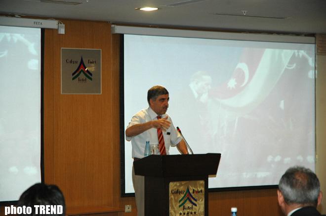 Baku hosts Turkic statehood conference (PHOTO)