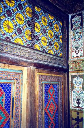 Шеки - райский уголок отдыха в Азербайджане (фотосессия)
