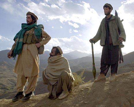 Талибы похитили 60 человек наюге Афганистана