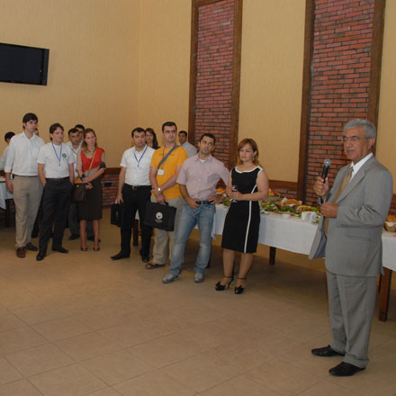 Fourth Baku Summer Energy School launches activity under ADA (UPDATED) (PHOTO)