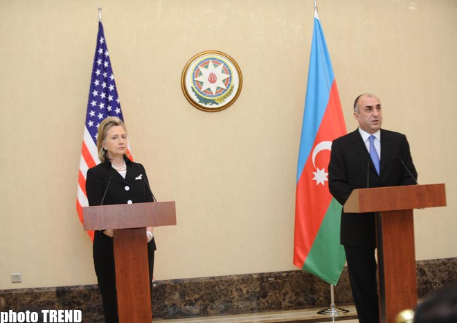 Hillary Clinton: United States is committed to peaceful solution to Nagorno-Karabakh conflict on basis of territorial integrity (UPDATE) (PHOTOS)