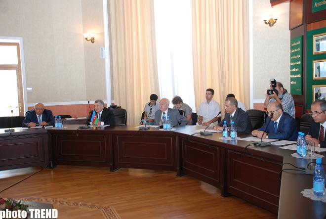 Azerbaijan, Egypt consider energy cooperation (PHOTOS)