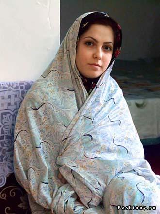 Паранджа, никаб, хиджаб и чадра - честь и достоинство женщины (фотосессия)