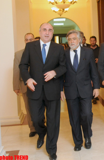 Portuguese FM: Cooperation with Azerbaijan is vital (PHOTOS)