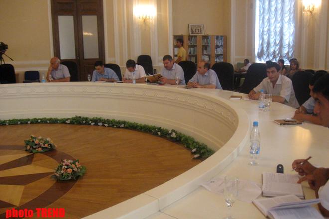 Book on history of Azerbaijani press presented (PHOTOS)