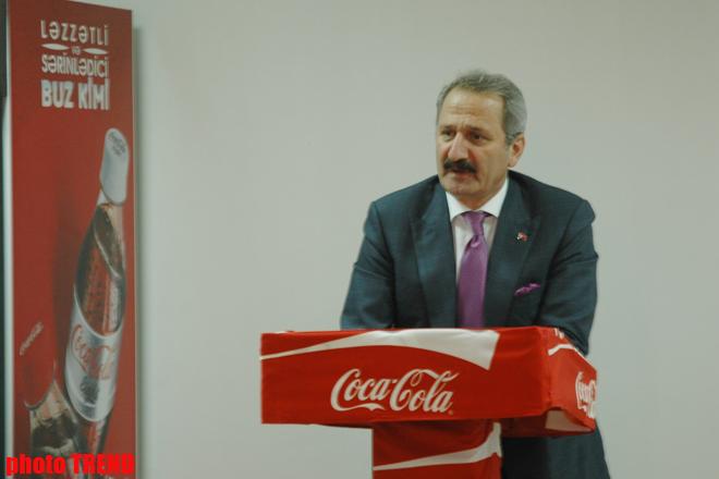 Coca-Cola investments in Azerbaijan hit $100 million (PHOTOS)
