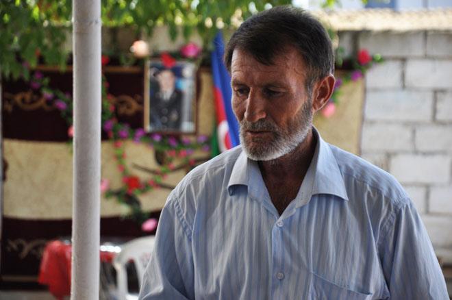 Армяне боятся даже мертвого азербайджанского героя Мубариза Ибрагимова! - комментарии (фотосессия)