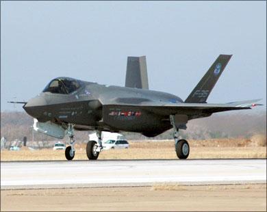 Госдеп одобрил планы по продаже Бельгии 34 самолетов F-35
