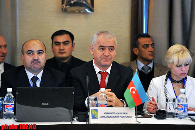 Int'l agreements on satellite networks and postal communication inked in Baku (PHOTO)