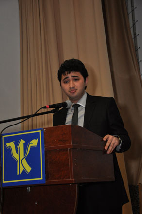 В Украине отметили 10-летие Международного института имени Гейдара Алиева (ФОТО)
