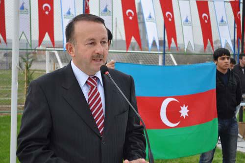 В турецкой провинции Коджаэли открыт парк имени Гейдара Алиева (ФОТО)