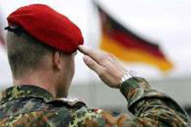 Bundesver İraqdakı qüvvələrinin rotasiyasını dayandırır