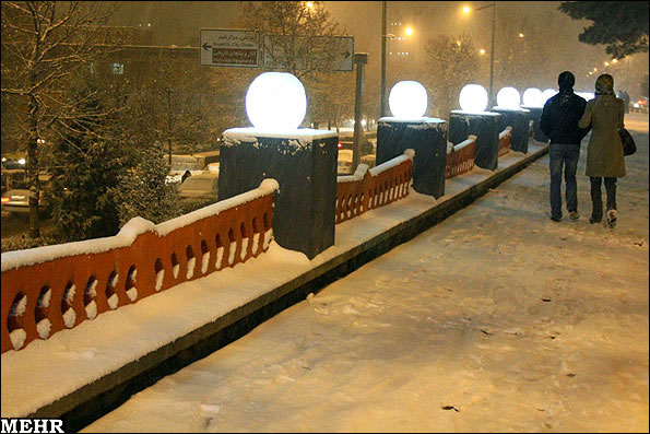 Flights Resume at Tehran's Airport after Heavy Snowfall