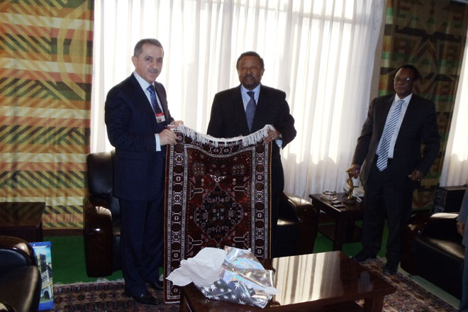 Азербайджан получил статус наблюдателя в Африканском Союзе (ФОТО)