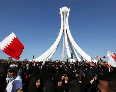 Bahreyn Katardan toprak talebinde bulundu