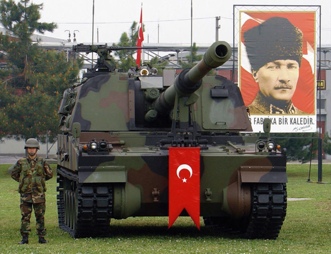 تقرير: تركيا ستصبح من أكبر مصدري الصناعات العسكرية إلى آسيا والباسيفيك Turkey_weapon_arm_170211
