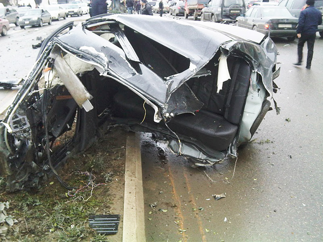Car Accidents Trend