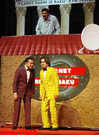 """У меня """"деревенская харизма"""" - КВН-щик и """"Самый молодой актер Сумгайыта"""" (фото)"""
