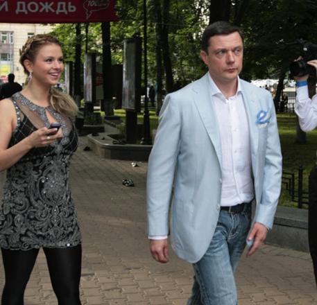 Фото анны семенович с мужем 11