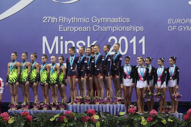 Azerbaijani junior team wins bronze medals at Euro-2011 (PHOTO)