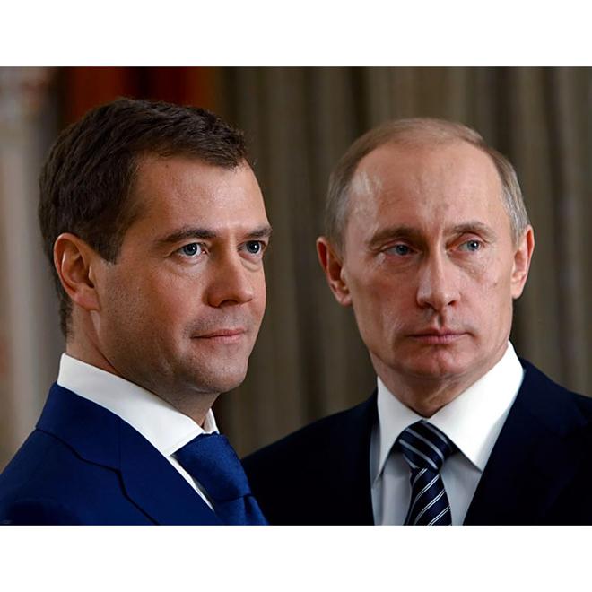 Ruslar Putindən razı, Medvedevdən narazıdırlar - SORĞU