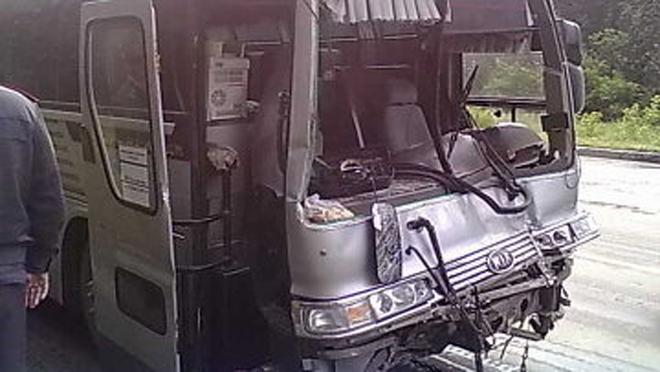Avtobus qəza törətdi - 24 ölü