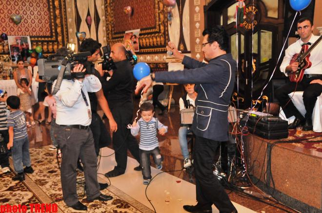 Videokameradan stimul alan Nadir Qafarzadə (FOTO)