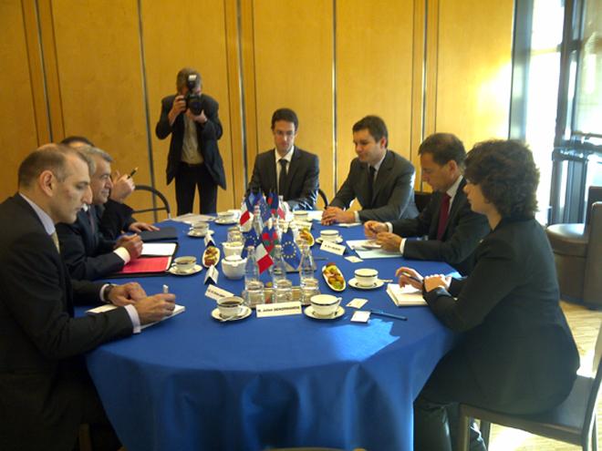 Azərbaycan alternativ enerji sahəsində Fransa ilə əməkdaşlıq etmək niyyətindədir