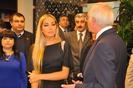 Azerbaijan cultural center opens in Moscow (PHOTO)