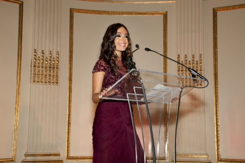 Vice-President of Heydar Aliyev Foundation awarded by Children`s Cancer & Blood Foundation in New York (PHOTO)