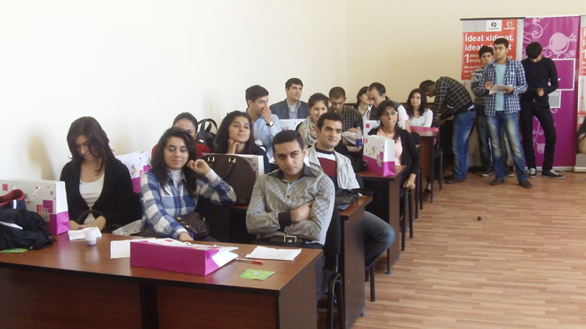 "Azerfon participates in ""Graduate-2011"" event (PHOTO)"