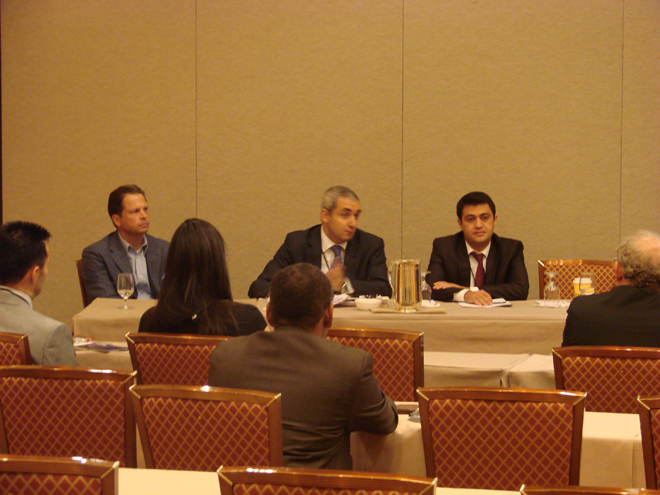 Azerbaijan's consulate general attends national export council event (PHOTO)