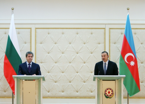 President Ilham Aliyev: Bulgaria may be one of first to receive Azerbaijani gas (PHOTO)