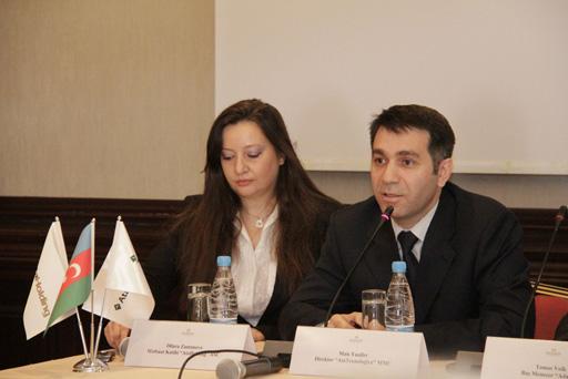 Slovenian Adacta to help automate Azerbaijan's insurance industry (PHOTO)