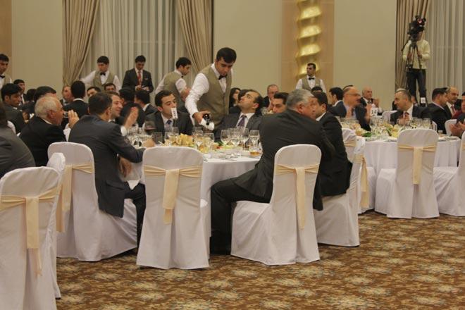 Azerbaijani insurance company AzInsurance celebrates its 5th anniversary (PHOTO)