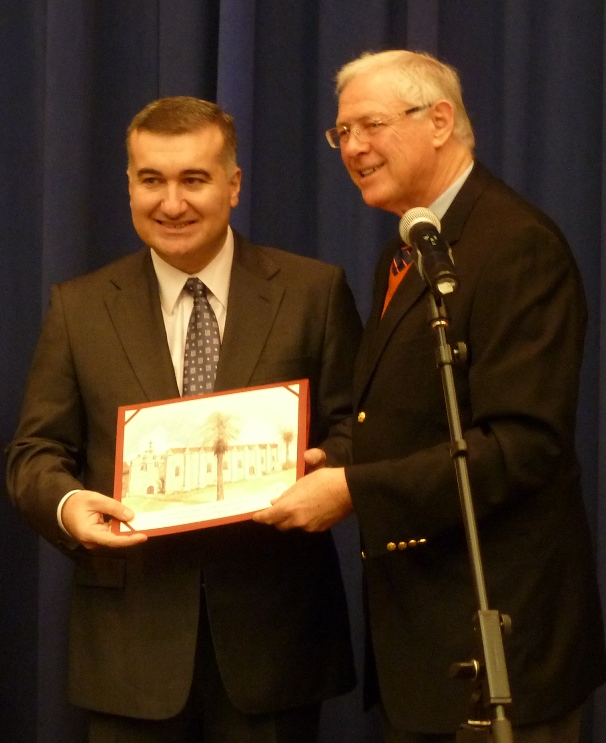Los Angeles county board of supervisors marks Azerbaijani Consulate General's activity