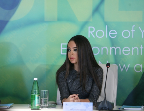 Leyla Aliyeva: Each step taken to protect environment will be our shared success (PHOTO)