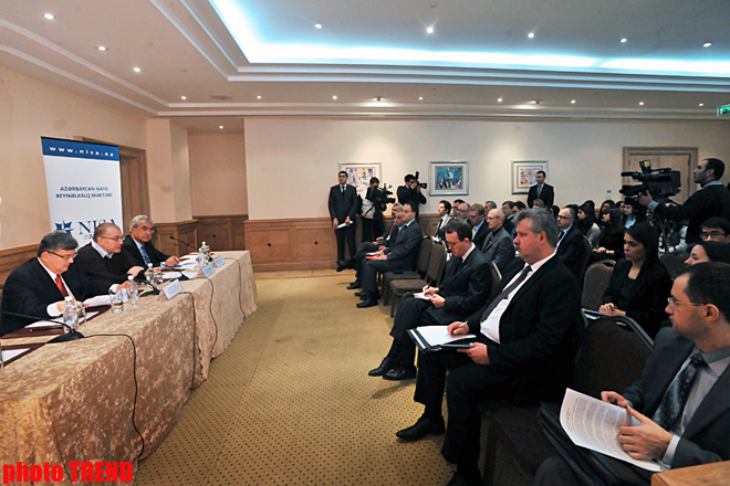 Urgent issues discussed at Baku conference (PHOTO)